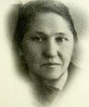 Глав. врач Бахирева Наталья Александровна. Фото 1945 г.