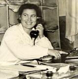 Глав. врач с 1957 по 1962 гг. Захарова (Ковалева) В. С.